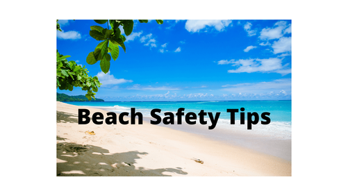 Beach Safety Tips